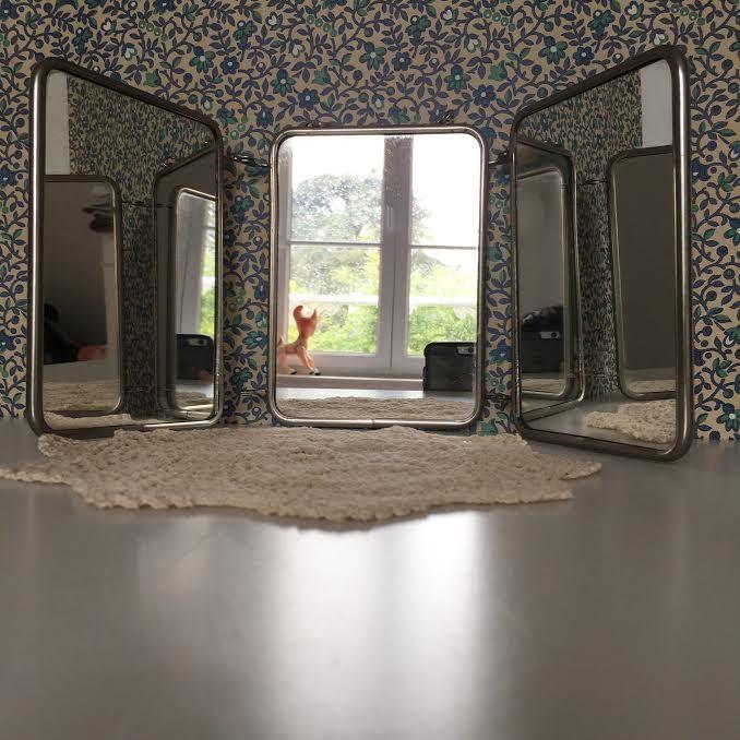 17 meilleures id es propos de triptyque sur pinterest for Grand miroir triptyque