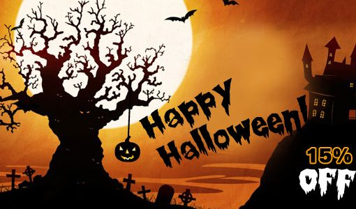 Halloween Special – PixelCrayons Offering 15% Discount on All Markup Services