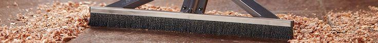 bigWISP | Push Broom | Garage Broom | Outdoor Broom | The WISP
