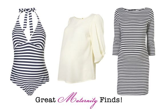 Yay! Unprecedented 3 for 3 success rate with last round of maternity shopping!