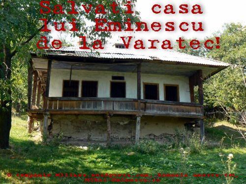 Casa-lui-Eminescu-de-la-Varatec - Civic Media