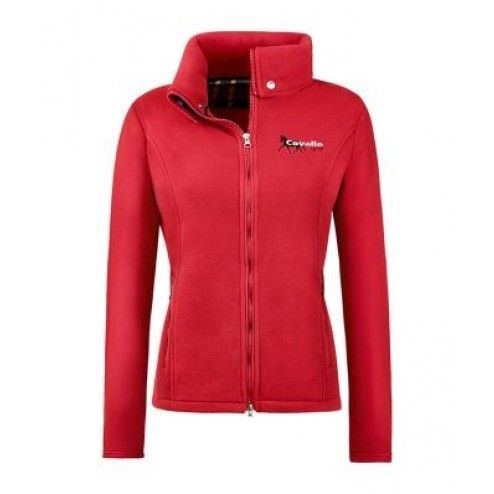 The Donnie Ladies Fleece Jacket, choice of colours