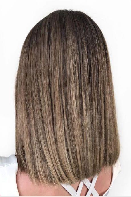 Diese Haarfarbe-Trends werden 2019 überall sein
