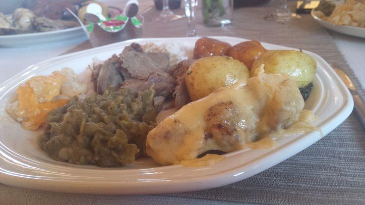 Christmas 2014 feast