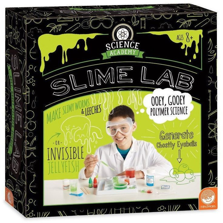 Mindware Science Academy: Slime Lab