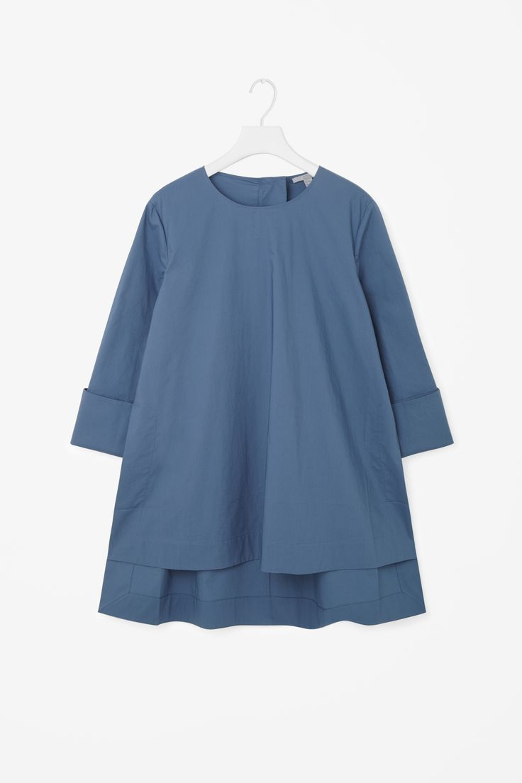 COS | Cuffed cotton top