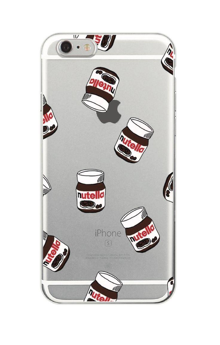 Nutella Lovin Phone Cases