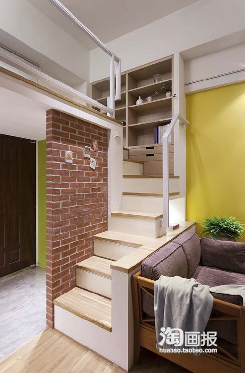 17 best ideas about small staircase on pinterest great ideas small space stairs and loft stairs - Small space staircase ideas concept ...