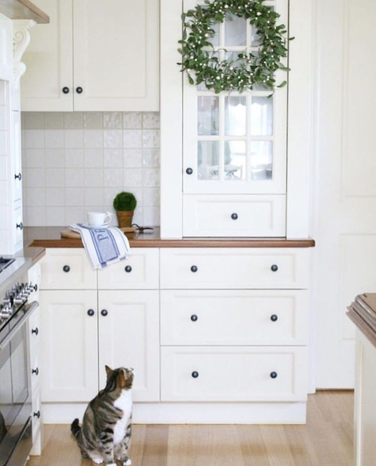 Love These Cabinets For The Kitchen!