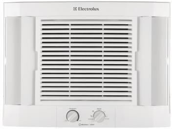 Ar Condicionado de janela, 7.500 BTUS, frio. Possui Função Auto para regulagem de temperatura, Função Dry para ambientes em que a umidade é uma vilão, ajuda a conservar livros, papéis que vão se deteriorando com o tempo. Tem também a Função Swing, que permite a melhor distribuição do ar no ambiente, promovendo a sensação de uma brisa natural, Função Lock que travam algumas funções pré-programadas, evitando que elas sejam alteradas, Função Eco que propicia uma temperatura programada…