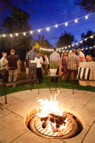Best 25 Backyard Engagement Parties Ideas On Pinterest