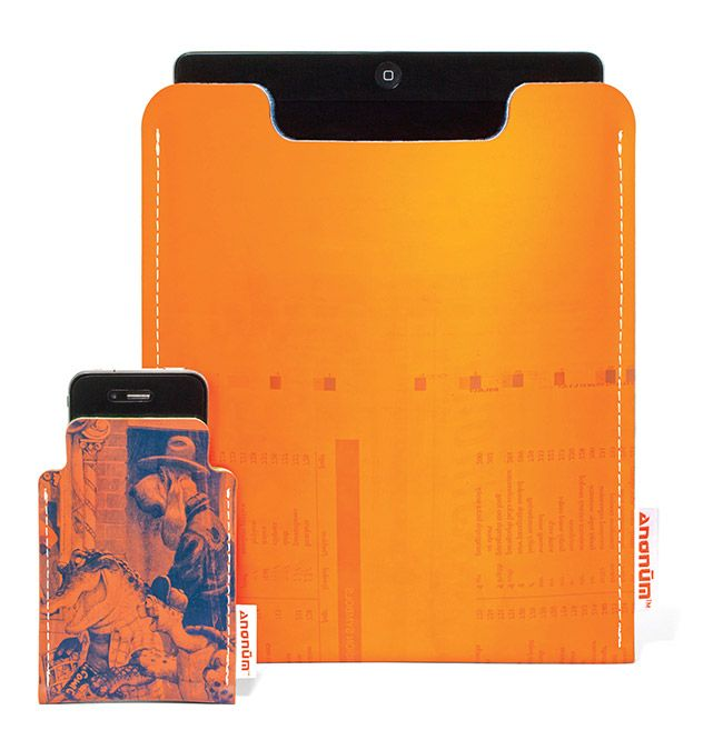 iphone and ipad cases by Olivia Buhren of anonum design