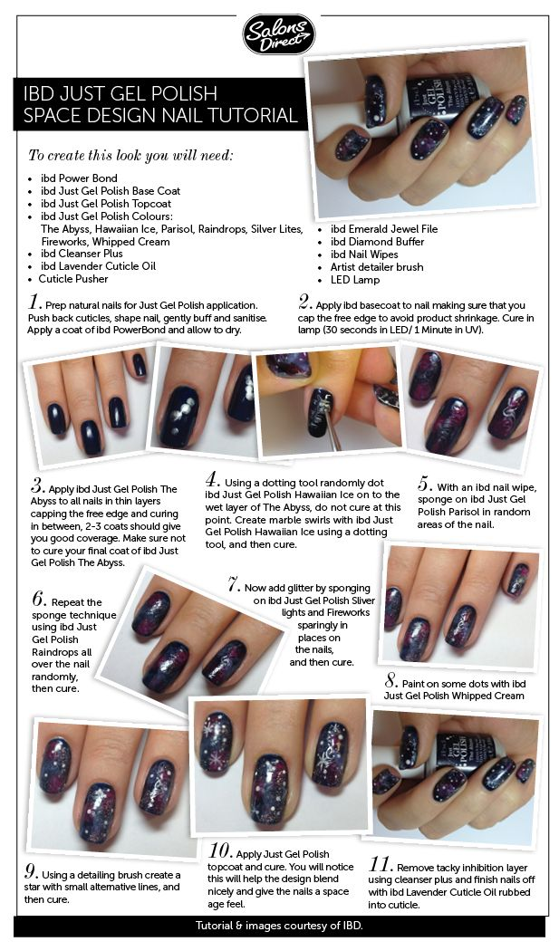25+ best Nail Art Tutorials images by Salons Direct on Pinterest ...