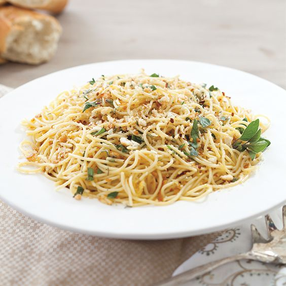 St. Joseph's Sawdust is a classic pasta dish for Louisianians of Sicilian descent. The dish is part of a ritual meal that is traditionally served on March 19th for St. Joseph's Day.