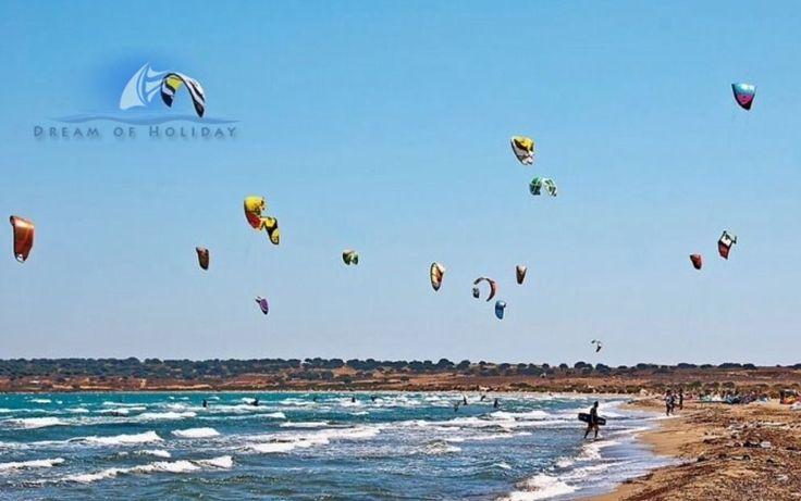 Rüzgar-sörfü-gökçeada