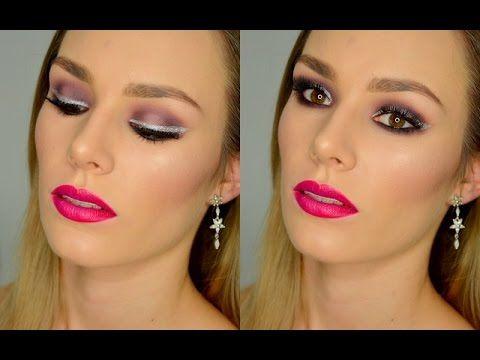 Makijaż na karnawał 2016. Idealny dla kobiet o ciemnych oczach.