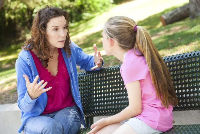 What Child Discipline Is -- and What It Isn't
