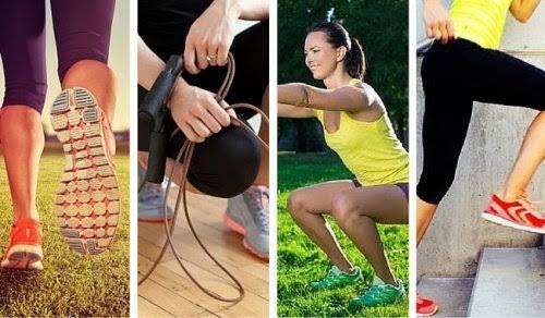 El ejercicio físico es la mejor forma de quemar calorías. En esta oportunidad te compartimos los 6 más convenientes para lograr tu objetivo.