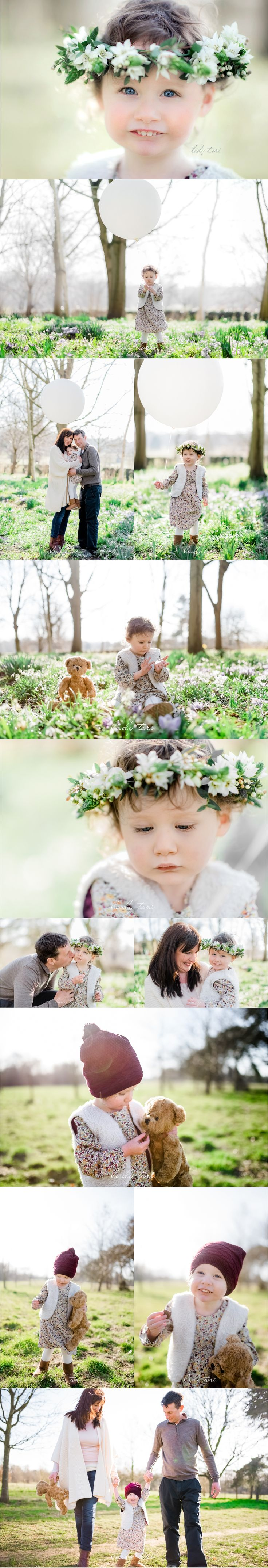 Pretty Child Family Photos Inspiration | Bohemian & Cute - by Lady Tori Photography