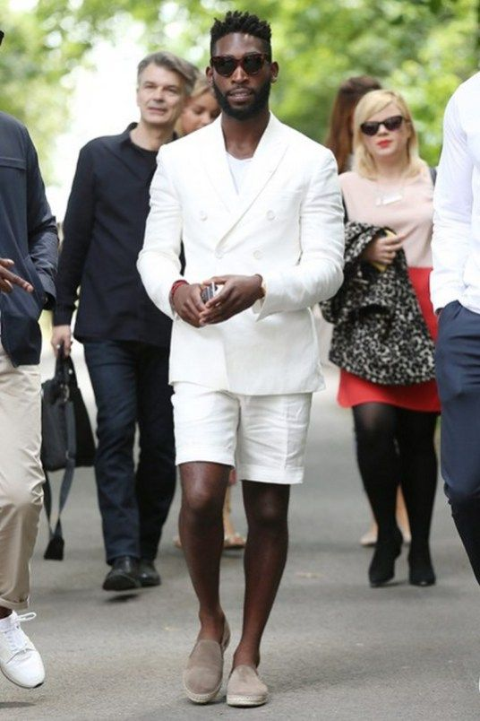 White party outfit male 52