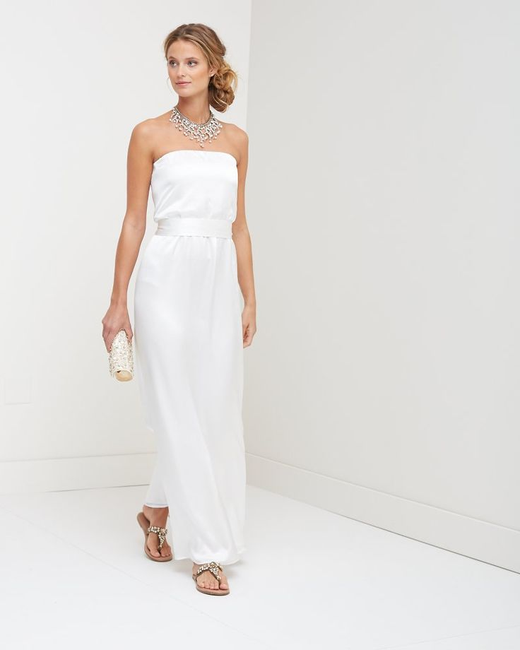 17 Best ideas about Wedding Sundress on Pinterest | Short ... - photo#31