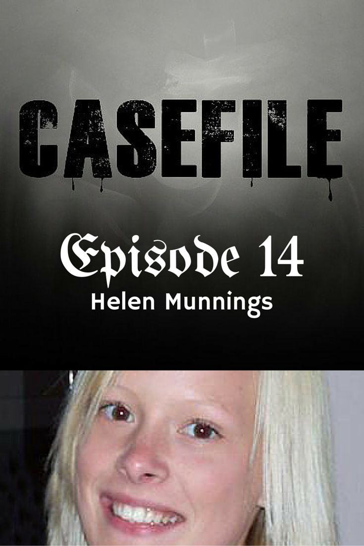 "On the 23rd of July 2008 young Mother Helen Munnings disappeared from the port city of Burnie, On the North West Coast of Tasmania, Australia. She was last seen by the Father of her child Adam Taylor, who picked her up for a drive that afternoon. His actions later that night were described as ""interesting"".  Extensive searches have been conducted, but no trace of Helen has ever been found. Did Helen run away? Did she commit suicide? Or was she murdered?"