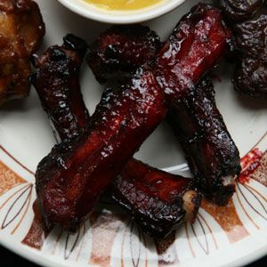 Chinese Barbecued Spareribs Recipe | SAVEUR