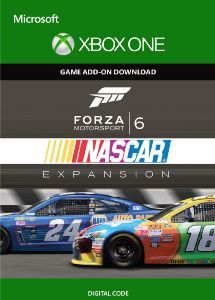 Forza Motorsport 6 Nascar Expansion - Xbox One [Digital Download Add-On]