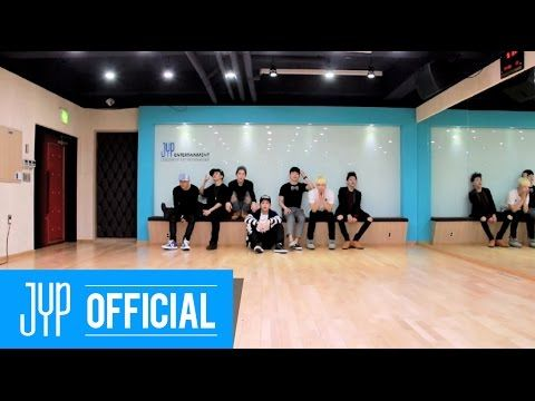 """GOT7 """"하지하지마(Stop stop it)"""" Dance Practice #2 (Crazy Boyfriend Ver.) they can all be my crazy boyfirends.....especially JB, Mark, and Jackson"""