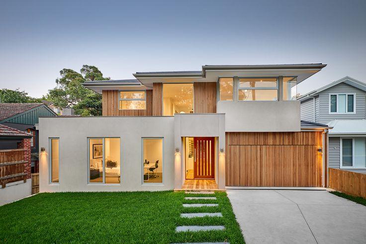 Surrey 38. Custom facade.
