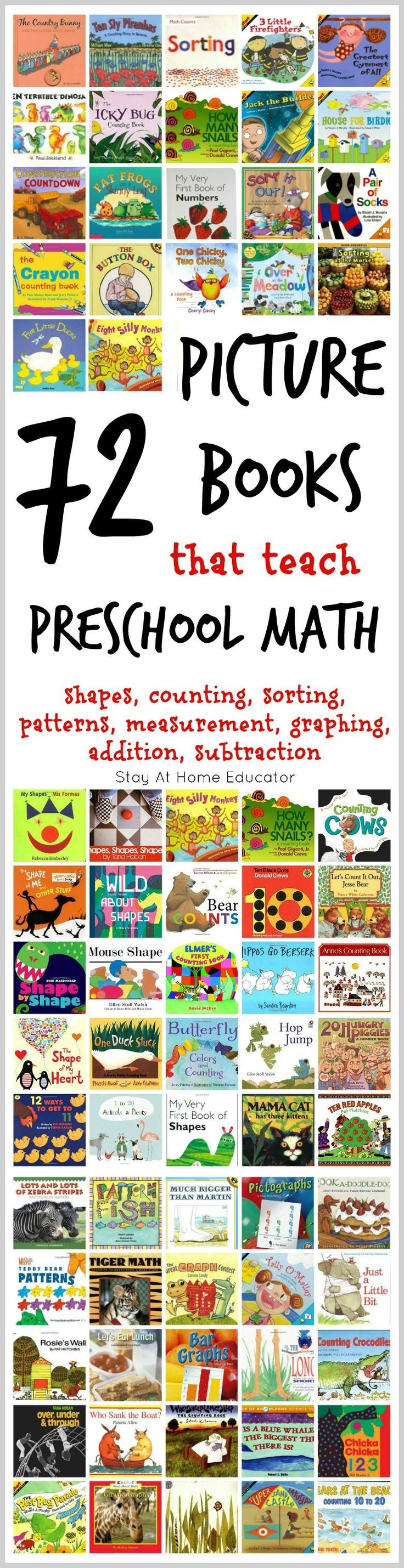 Worksheet Math Concepts For Preschool 1000 ideas about preschool math on pinterest number strengthen your instruction by supporting concept with good literature these picture books for kids make inter