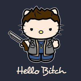 Hello Bitch