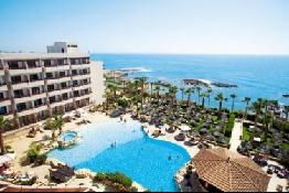 Holiday to Atlantica Golden Beach Hotel in PAPHOS (CYPRUS) for 9 nights (HB) departing from MAN on 09 Aug: Twin Room with Inland View and…