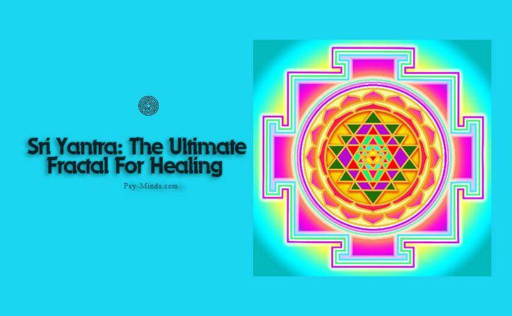 Sri Yantra: The Ultimate Fractal For Healing - via @psyminds17