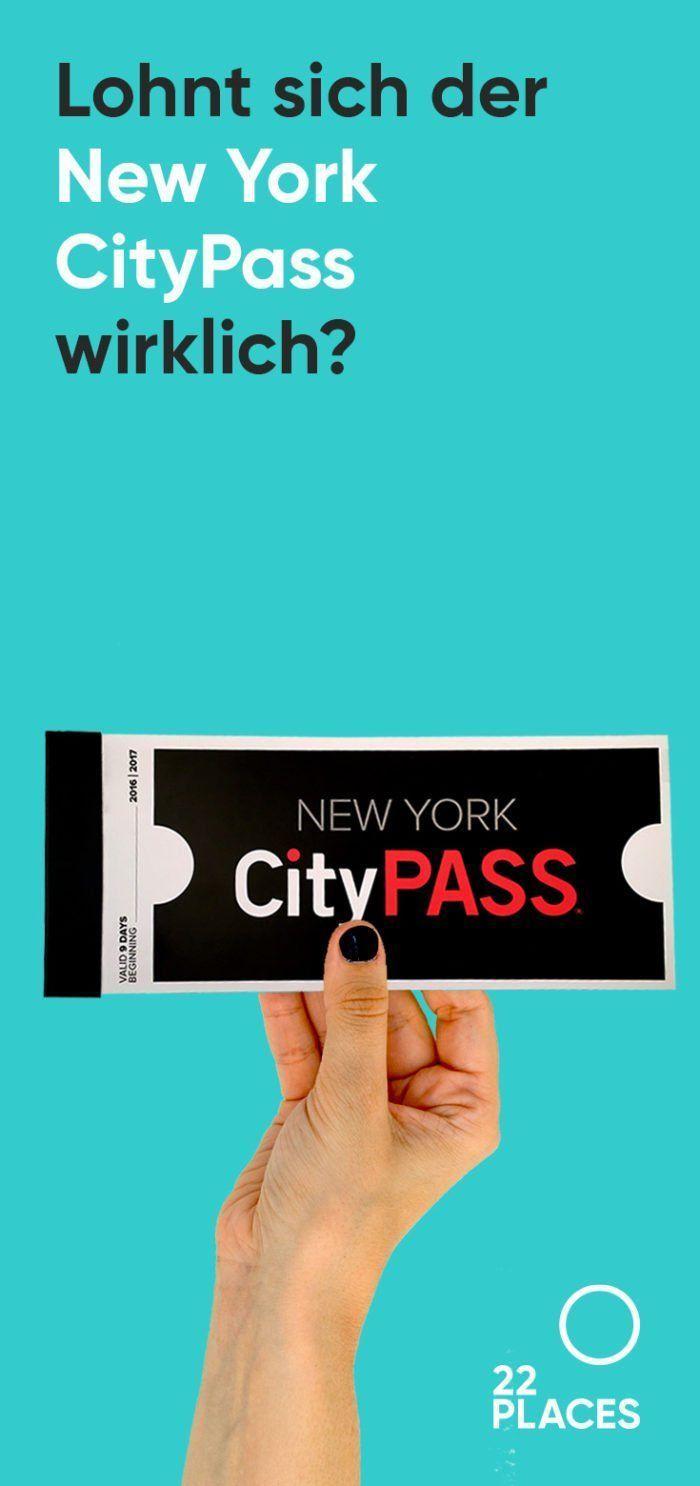 New York Citypass kaufen: Lohnt sich der Pass für dich?