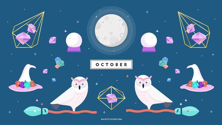 Download October Wallpaper Here