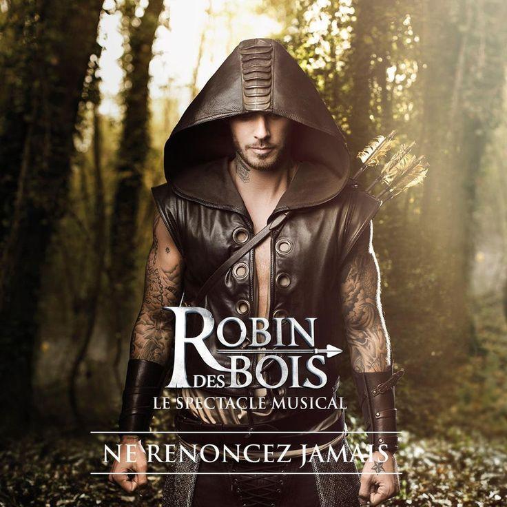 ROBIN DES BOIS - M POKORA | CD NEUF