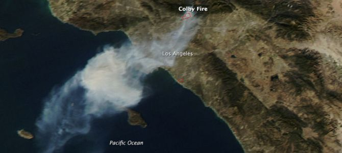 Wild Fire Burns More Than Brush in Southern California