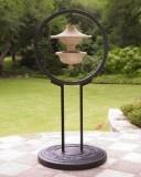 Avant Garden Pagoda Bird Feeder - contemporary - bird feeders - Hayneedle