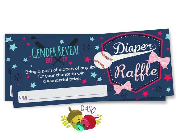 Baby gender reveal Baseballs or Bows Gender Reveal by dasqmobi