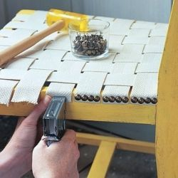 WARNING!!! a million DIY projects :) This website is as addicting as Pinterest.  Great site!