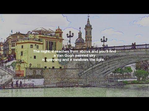 colors of a dream (van Gogh Waltz)