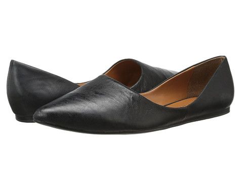 Franco Sarto Heath Black Leather - Zappos.com Free Shipping BOTH Ways I inexplicably love this shoe. If anyone is gift shopping I wear a size 11 (you know who you are).