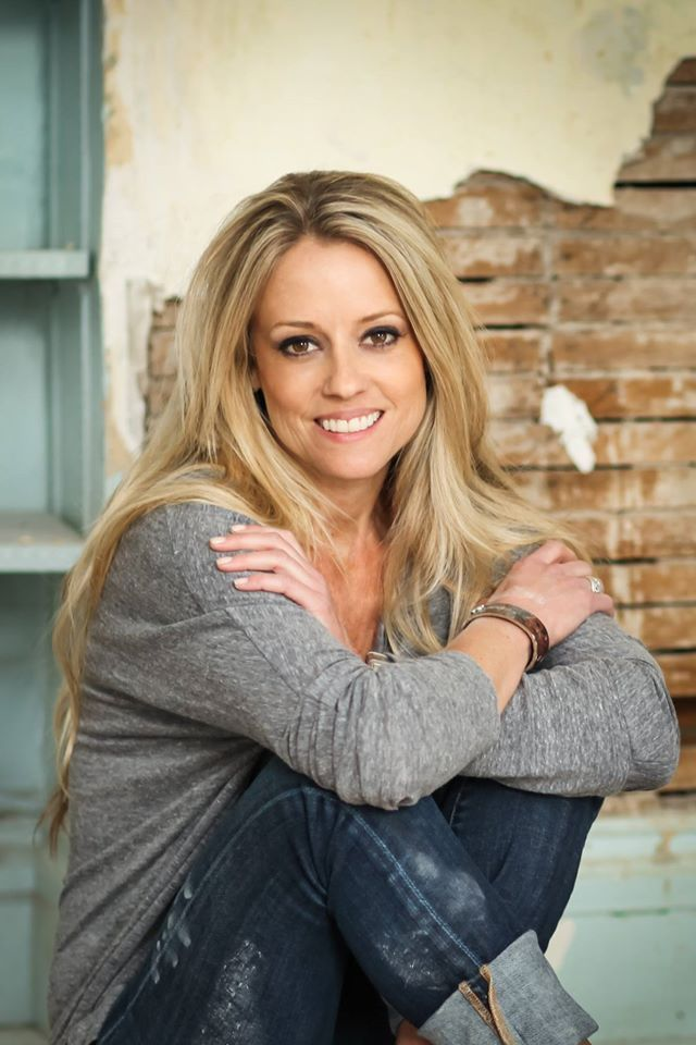 Nicole Curtis, HGTV....love this show.  Rehab addict