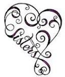 sister infinity tattoo - Google Search