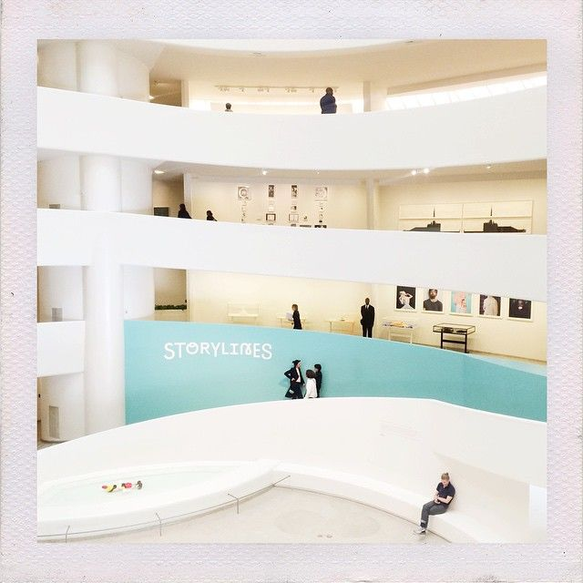 The Guggenheim Invites You to Take Photos - Guggenheim Storylines-Wmag