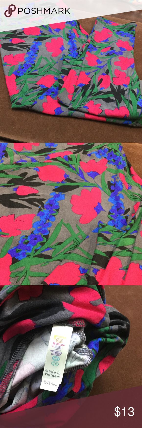 Lularoe TC leggings Lularoe TC leggings LuLaRoe Pants Leggings