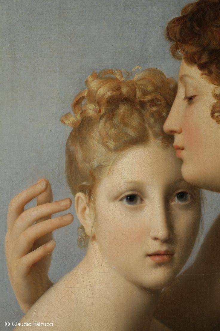 Psyché et l Amour Fran§ois Gérard esposta a Palazzo Marino in occasione della