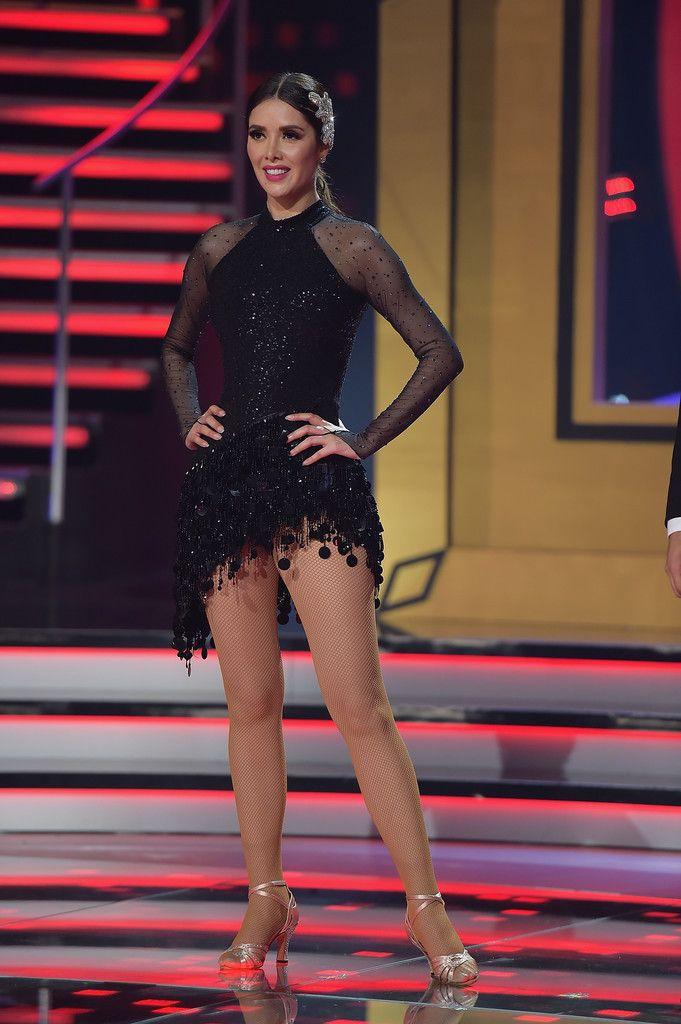 Marlene Favela attends and dances at Mira Quien Baila 170924 #MarleneFavela #MiraQuienBaila