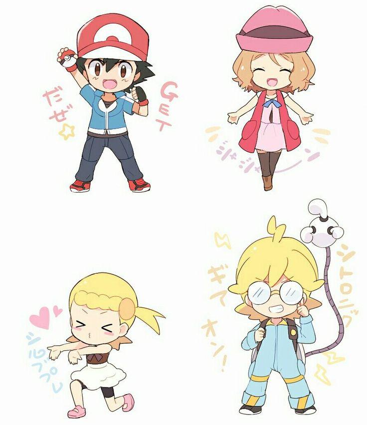 kalos region pokemon coloring pages - photo#36